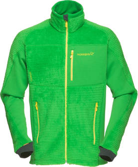Lofoten Warm2 HighLoft Jacket Norrona miesten fleece - Liner- ja fleecetakit - 5034-11-3460 - 1