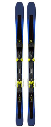 XDR 80 Ti Salomon all mountain laskettelusukset - Laskettelusukset -  L39957200 - 1 b3f450ddcb
