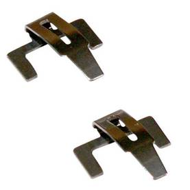 STS Tail Clips Black Diamond klipsit - Nousukarvat - BD163631 - 1