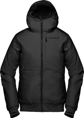Roldal insulated hood Jacket (W) - Naisten toppatakit - 1424-18-7718 - 1