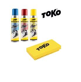 ToKo High Performance Liquid luistosetti - Pikavoiteet - 5502041-3-BRUSH - 2