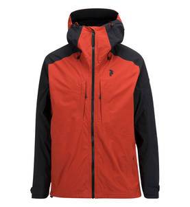 Teton 2L Jacket Peak Performance miesten kuoritakki - Outlet - G26237028_86P - 1